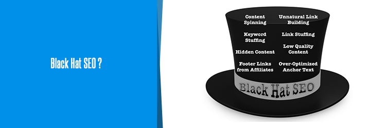 whats is black hat seo
