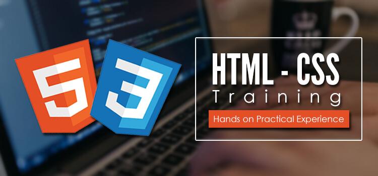 html css training bangalore