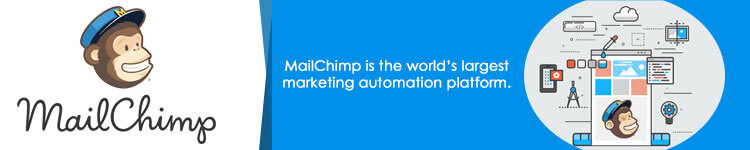 mail chimp for email marketing