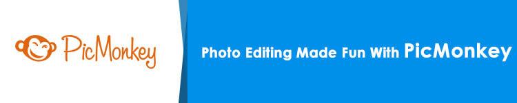 pic monkey for social media images