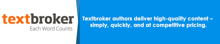 text broker for content writing