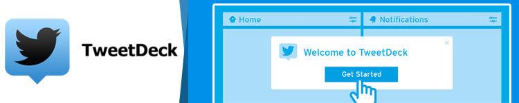 tweet deck for social media