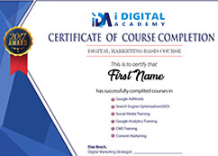 certified digital marketing program