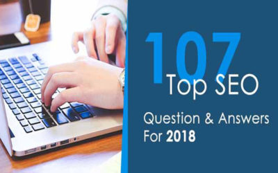SEO Interview Questions & Answers for 2018